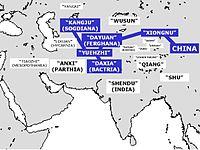 Қаңлылар — Уикипедия, Қазақша Ашық Энциклопедия