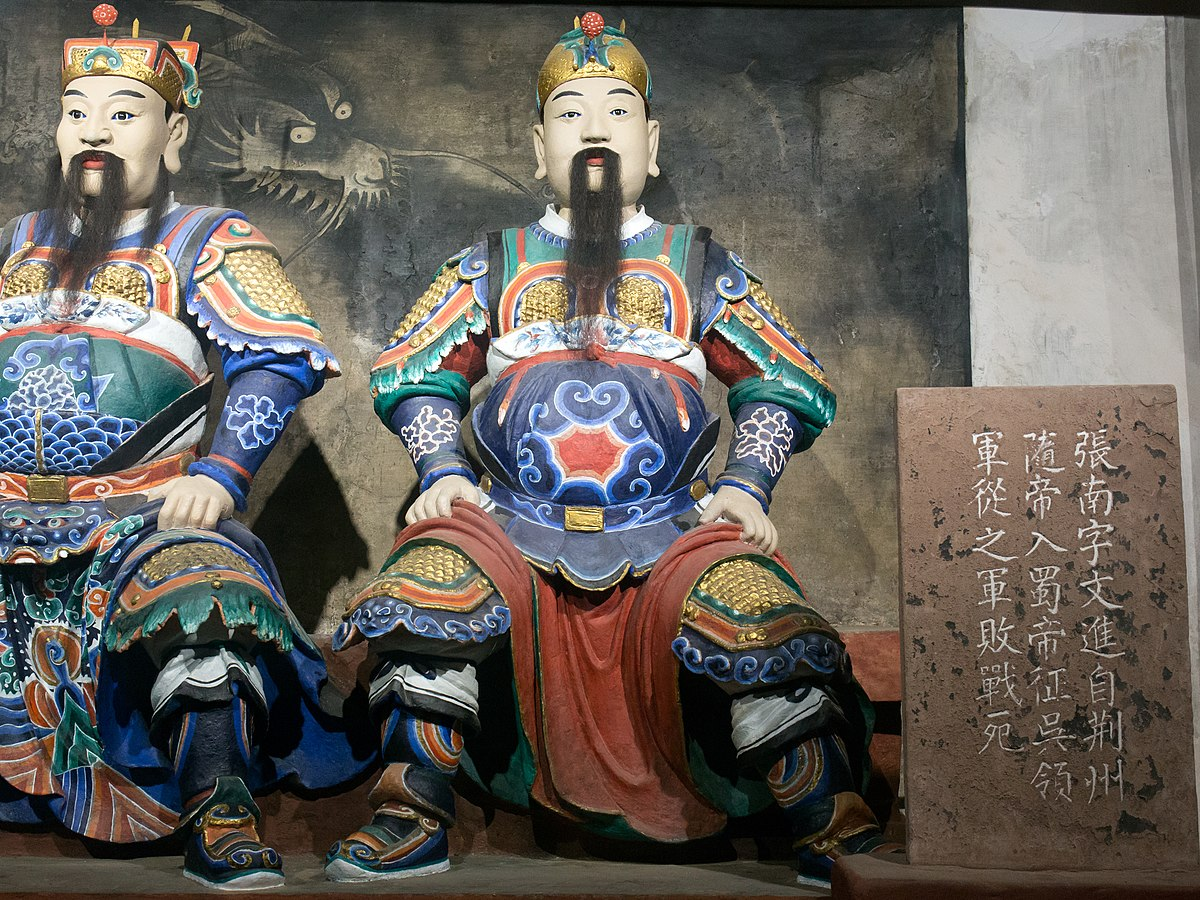 zhang nan three kingdoms