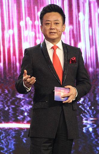 Zhu Jun (host) - Zhu Jun, 2013