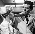 Zina Bethune and Joseph Campanella The Doctors and the Nurses 1965.jpg