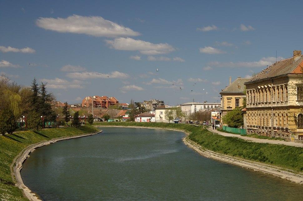 Zrenjanin, jezero