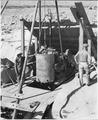 """""""The Calyx 36"""" core drilling rig."""" - NARA - 293990.tif"""