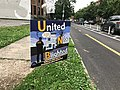 """United Not Blighted"" campaign sign, Maryland Avenue and 26th Street, Baltimore, MD 21218 (34417006124).jpg"
