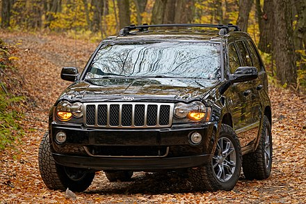 Jeep Grand Cherokee Wikiwand