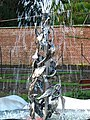 'The Twister Twisting', Castle Park walled garden (detail) - geograph.org.uk - 1023243.jpg