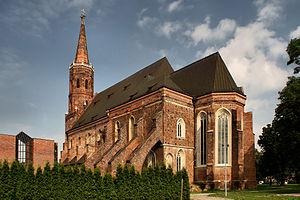 Der Dom St. Maria