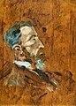 (Albi) Etude d'homme - Toulouse-Lautrec - 1882 - MTL.89.jpg
