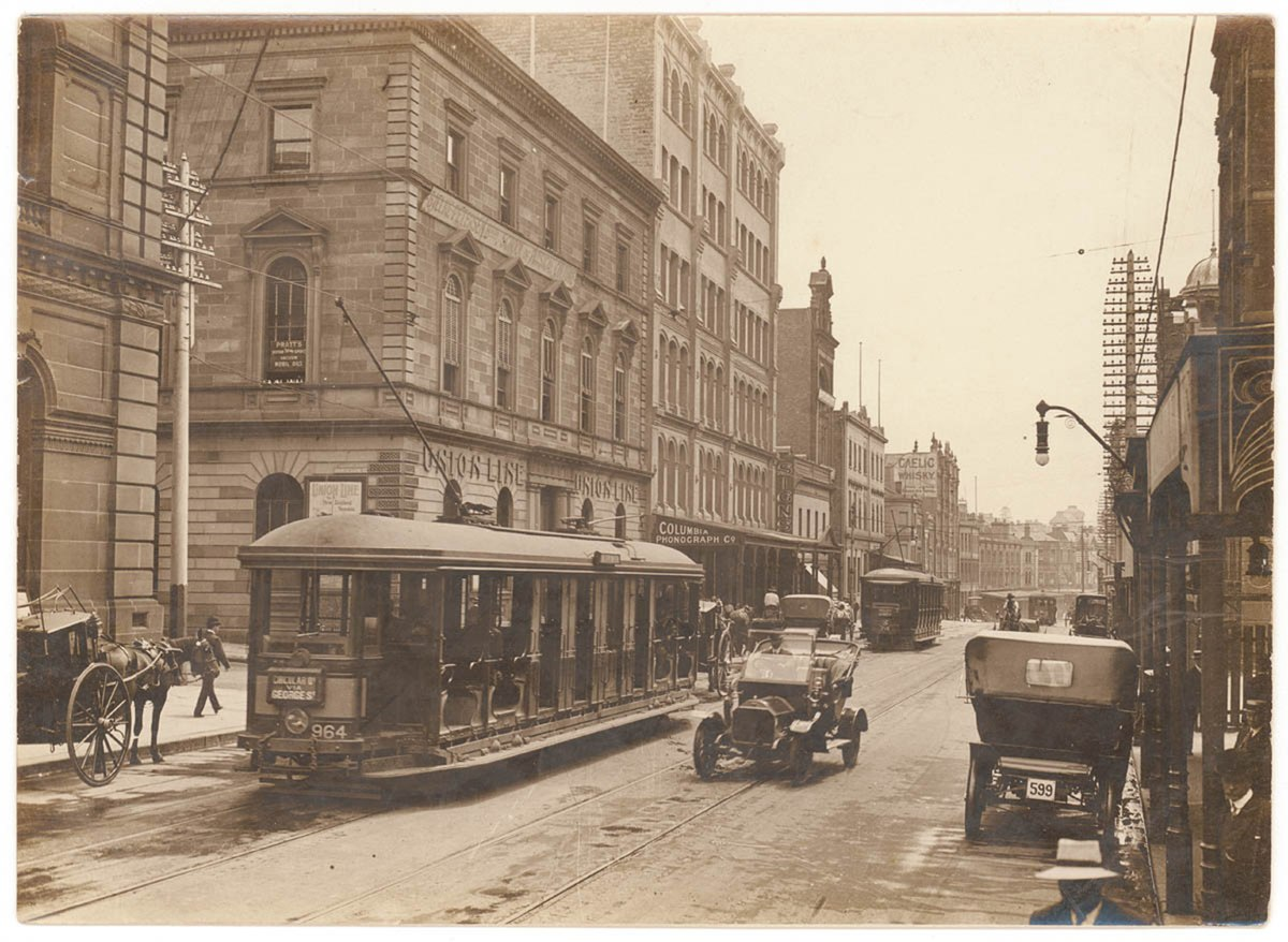Trams in Sydney - Wikipedia