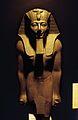 Ägypten 1999 (276) Luxor-Museum-Statue Thutmose III. (28523625826) (2).jpg