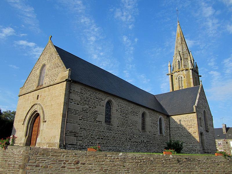 Savigny-le-Vieux, Manche