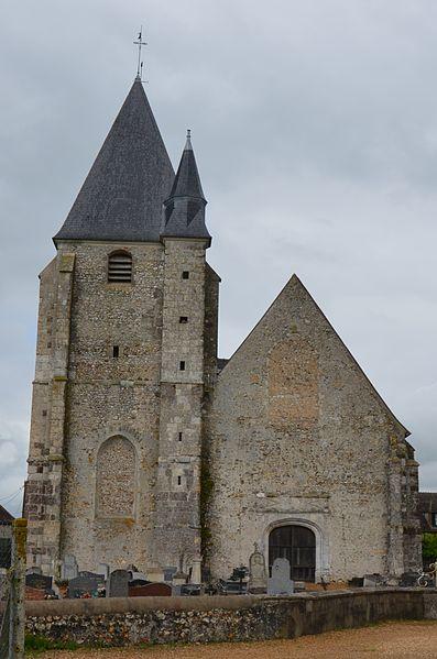 Église Saint-Blaise de Gâtelles