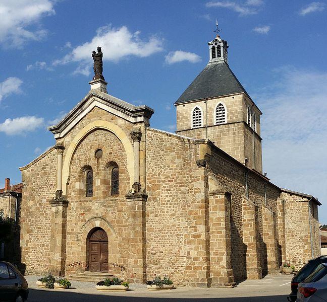 Église Saint-Félicien de Saint-Félicien