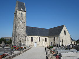 The church of Saint-Hermeland
