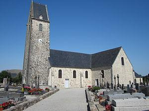 Église Saint-Hermeland de Sottevast