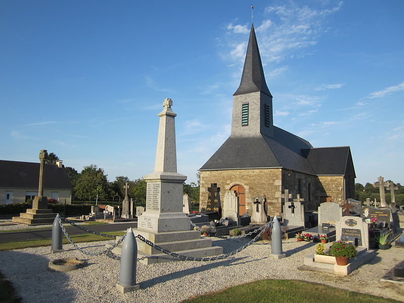 Naftel, Isigny-le-Buat, Manche