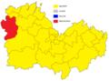 Élection présidentielle 2017 - Côtes-d'Armor - 1 tour (cantons).png