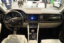 Nissan X Trail >> Škoda Kodiaq - Wikipedia, la enciclopedia libre
