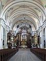 Żelechów - kościół parafialny pod wezwaniem Zwiastowania Najświętszej Marii Panny, wnętrze AL01.jpg