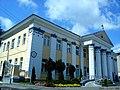 Адміністрацыя Навабеліцкага раёна г. Гомеля ... Administration Novobelitsky district of Gomel - panoramio.jpg