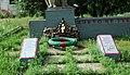 Братська могила партизанів громадянської війни, радянських воїнів. Серебрянка 01.jpg