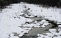 Гарупе (Латвия) Речка Ланга - panoramio.jpg