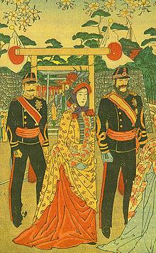 Доклад япония средние века 4898