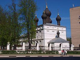 Казанская церковь (Иваново)