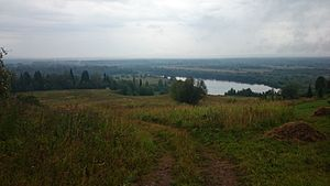 Syktyvdinsky District - Landscape in Syktyvdinsky District