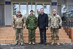 Командувач Сухопутних військ ЗС Канади генерал-лейтенант Пол Винник відвідав Національну академію сухопутних військ (22844338258).jpg