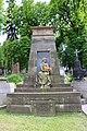 Личаківське, Пам'ятник на могилі сім'ї Левицьких.jpg