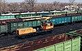 МПТ4-154, Казахстан, Карагандинская область, станция Распорядительная (Trainpix 28812).jpg