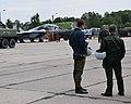 Майбутні аси Повітряних Сил приборкують винищувачі (37867350496).jpg