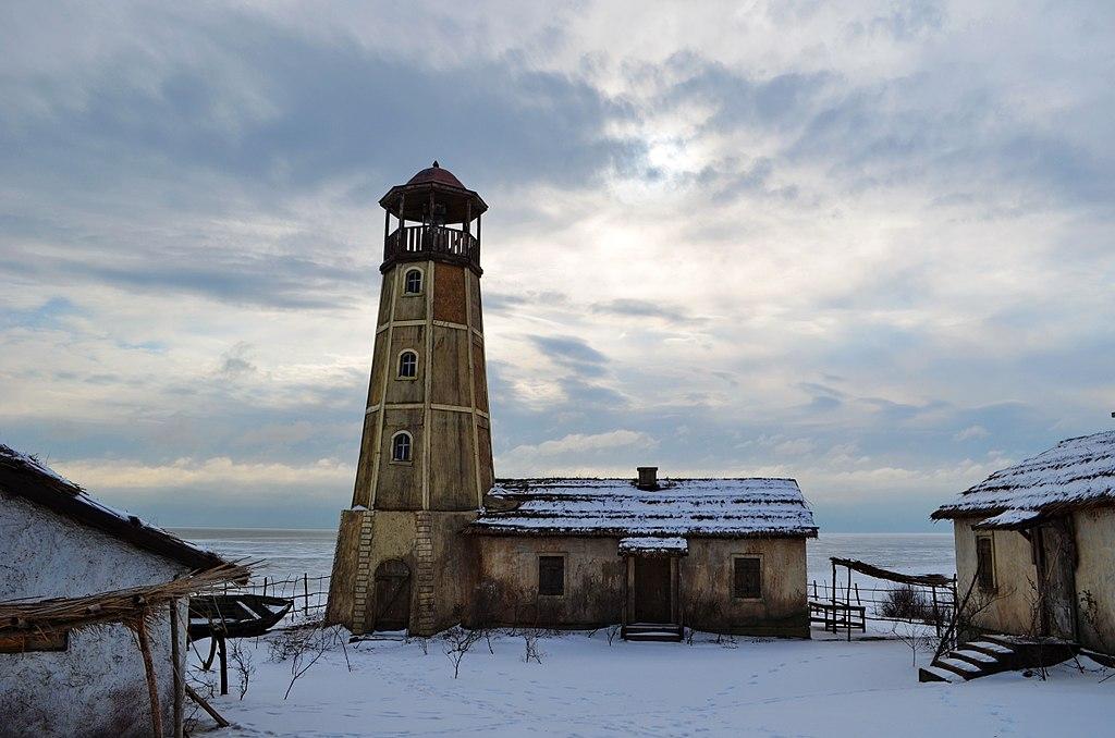 Маяк на хуторе Мержаново