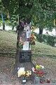 Пам'ятний знак на вшанування загиблого Богдана Вайди.jpg