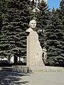 Памятник Т. Худайбердину г. Уфа, улица 50-летия Октября, 13 - фото 1.jpg