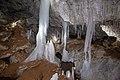 Пещера Певческая эстрада в зимний период 02.jpg