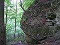 Підніжжя скелі Тимоша біля Крехівського монастиря.JPG