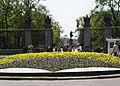Санкт-Петербург 2003. Сквер перед Русским музеем. - panoramio.jpg