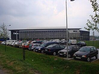 KK Igokea - Laktaši Sports Hall
