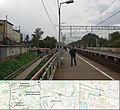 Строительство 4 главного пути Реутово - Железнодорожная (15193167475).jpg