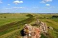 Урочище Синие Камни. Вид в востоко-юго-восточном направлении - panoramio.jpg