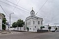 Церковь Иконы Божией Матери Смоленская в Богоявленском-Анастасиином монастыре (1824).jpg