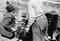 ביקור משה שרת את חיילי הבריגדה באיטליה 1945 - iלהביi btm8596.jpeg