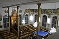 """בית הכנסת הגדול """"אוהל שרה"""", מבט על ארון הקודש 2.jpg"""