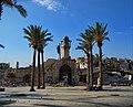 أما مدخل قلعة حلب التاريخية.jpg