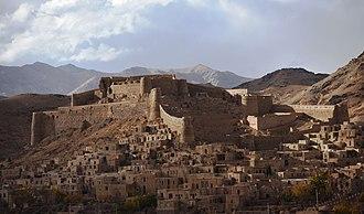 Furg Citadel - Forg Castle (Mirza Rafi Khan Castle)