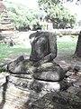พระพุทธรูปที่ถูกตัดเศียร Head chopped Buddha.jpg