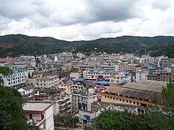墨江县城 - panoramio.jpg