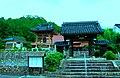 山口市 仁楽山源久寺 大賀蓮の名所 - panoramio.jpg