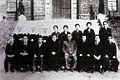 장면, 노기남, 계성보통학교 교직원들.jpg